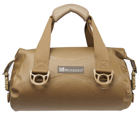 Watershed Ocoee Duffel 15L Coyote