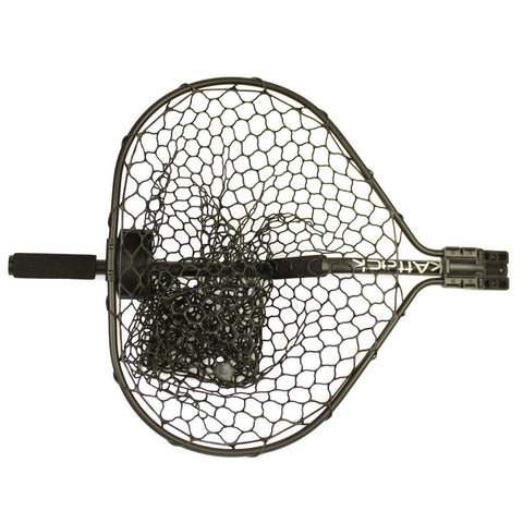 Yak Attack Leverage Landing Net, 20'' x 21'' Closed