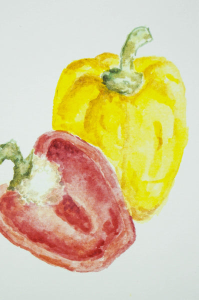 Bell Peppers // 4x6