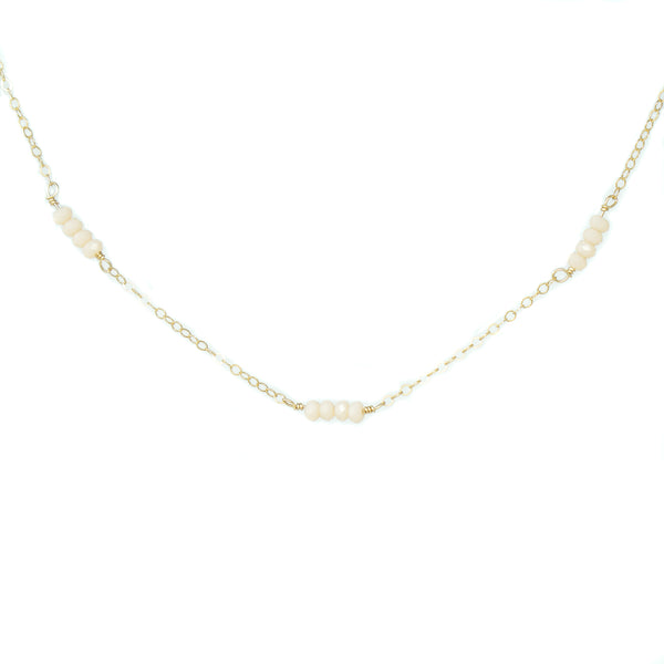 Siena Necklace - Ivory