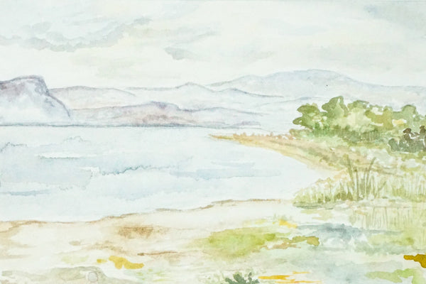 Sea of Galilee Two // 8x5