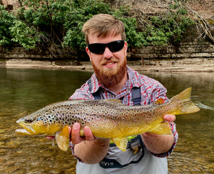 Mossy Creek Fly Fishing Forecast 4/26/2021
