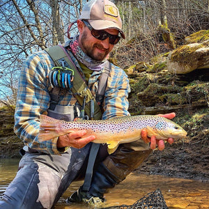 Mossy Creek Fly Fishing Forecast 3/23/2021