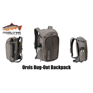 Orvis Bug-Out Backpack Review