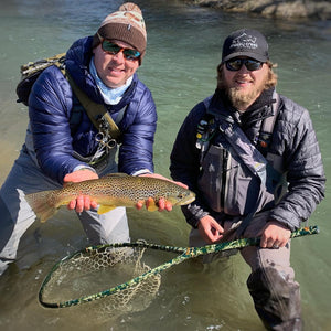 Mossy Creek Fly Fishing Forecast 3/8/2021