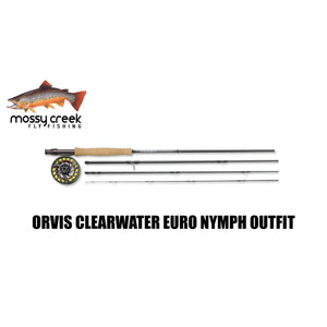 Mossy Creek Fly Fishing Product Review: Orvis Clearwater Euro Nymph Outfit