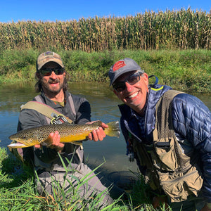 Mossy Creek Fly Fishing Forecast October 1, 2020