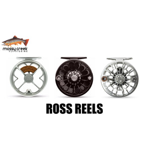 Mossy Creek Product Review Ross Reels