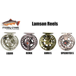 Mossy Creek Fly Fishing Product Review: Lamson Reels
