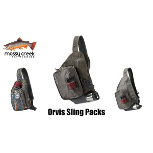 Mossy Creek Product Review: New Orvis Sling Packs