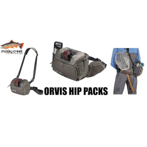 Mossy Creek Product Review: Orvis Chest and Hip Packs