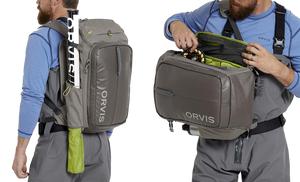 NEW ORVIS BUG-OUT BACKPACK