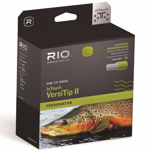 RIO InTouch VersiTip II Fly Line - Mossy Creek Fly Fishing