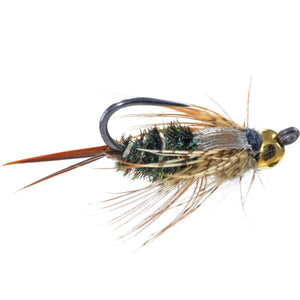 20 Incher Jigged Tungsten - Mossy Creek Fly Fishing
