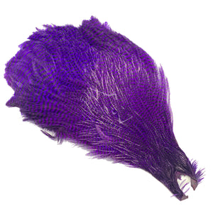 Metz Magnum #2 Neck Purple Grizzly - Mossy Creek Fly Fishing