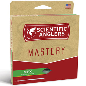 SA Mastery MPX Fly Line - Mossy Creek Fly Fishing