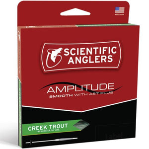 SA Amplitude Smooth Creek Trout Fly Line - Mossy Creek Fly Fishing