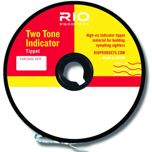 RIO Two Tone Tippet 30yd Spool - Mossy Creek Fly Fishing