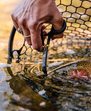 Loon Rogue Hook Removal Forceps - Mossy Creek Fly Fishing