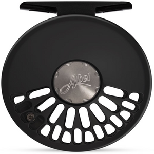 Abel TR Black Fly Reel - Mossy Creek Fly Fishing