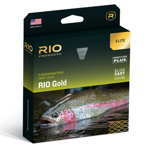 RIO Elite Gold Fly Line - Mossy Creek Fly Fishing
