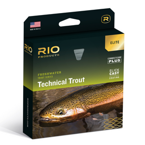 RIO Elite Technical Trout Fly Line - Mossy Creek Fly Fishing