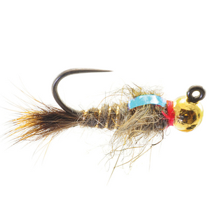 Hare's Ear Jig Nymph - Mossy Creek Fly Fishing
