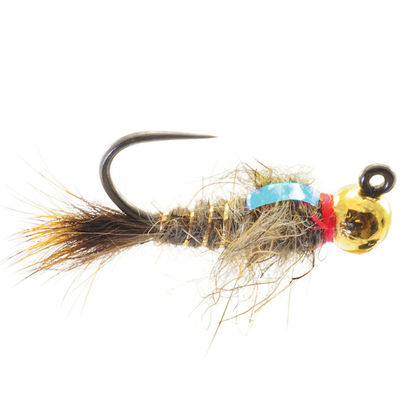 Hare's Ear Jig Nymph