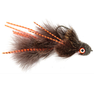 Bank Robber Sculpin Gray - Mossy Creek Fly Fishing