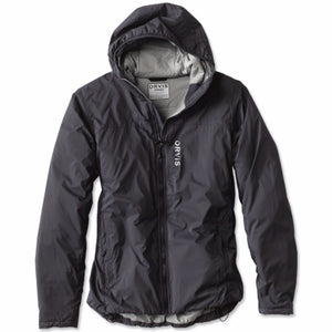 Orvis Men's Pro Insulated Hoody Black - Mossy Creek Fly Fishing