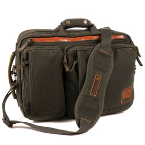Fishpond Boulder Briefcase Peat Moss - Mossy Creek Fly Fishing