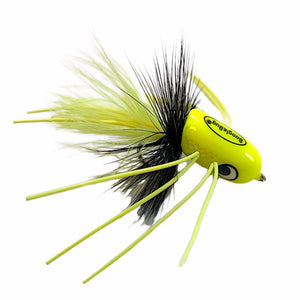 Boogle Bug Bullet Solar Flare - Mossy Creek Fly Fishing