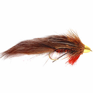 Bunny Muddler Conehead Brown - Mossy Creek Fly Fishing