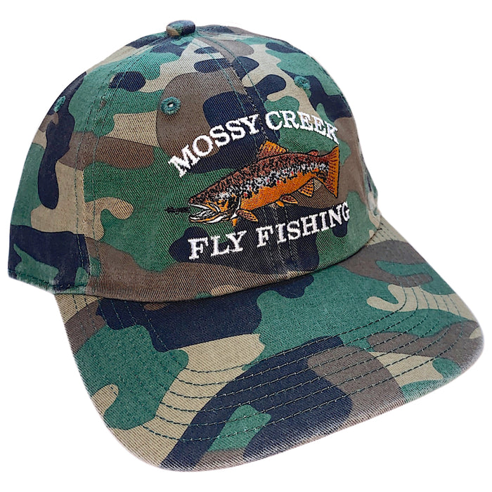Mossy Creek Vintage 6 Panel Hat Camo