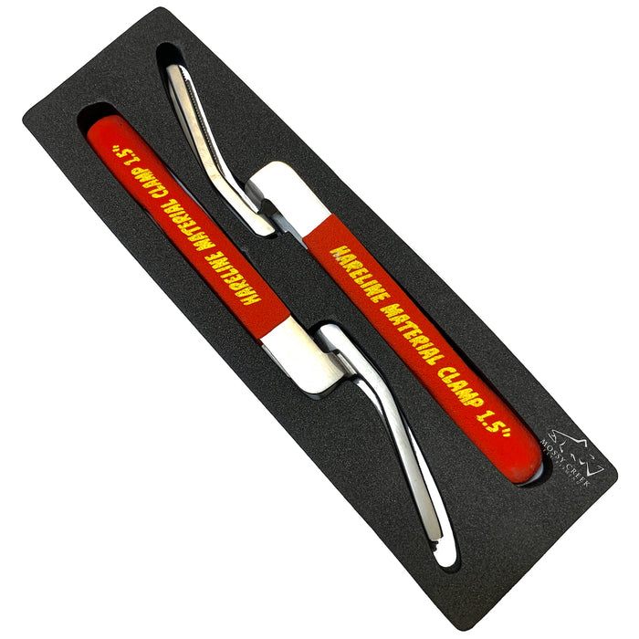 "1.5"" Long Material Clamp Set"