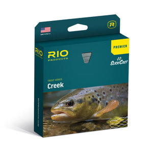 RIO Creek Fly Line - Mossy Creek Fly Fishing