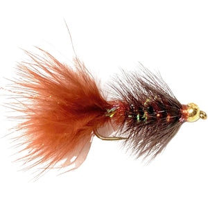 Crystal Bugger Brown - Mossy Creek Fly Fishing