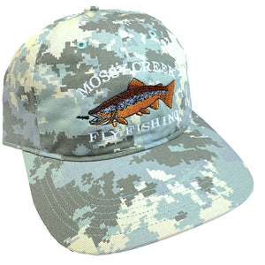 Mossy Creek Vintage 6 Panel Hat Digi Camo