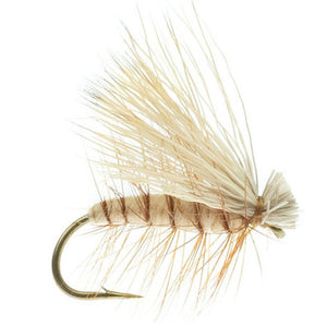 Elk Hair Caddis Tan