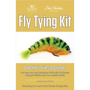 NEW Chocklett's Finesse Changer Fly Tying Kit - Mossy Creek Fly Fishing