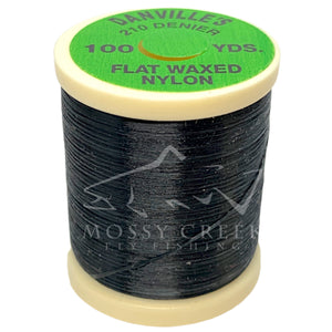 Danvilles Flat Waxed Nylon Thread - Mossy Creek Fly Fishing