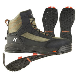 Korkers Greenback Wading Boots - Mossy Creek Fly Fishing