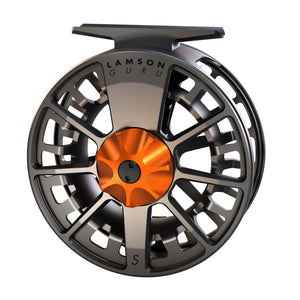 Waterworks Lamson Guru S Fly Reel - Mossy Creek Fly Fishing