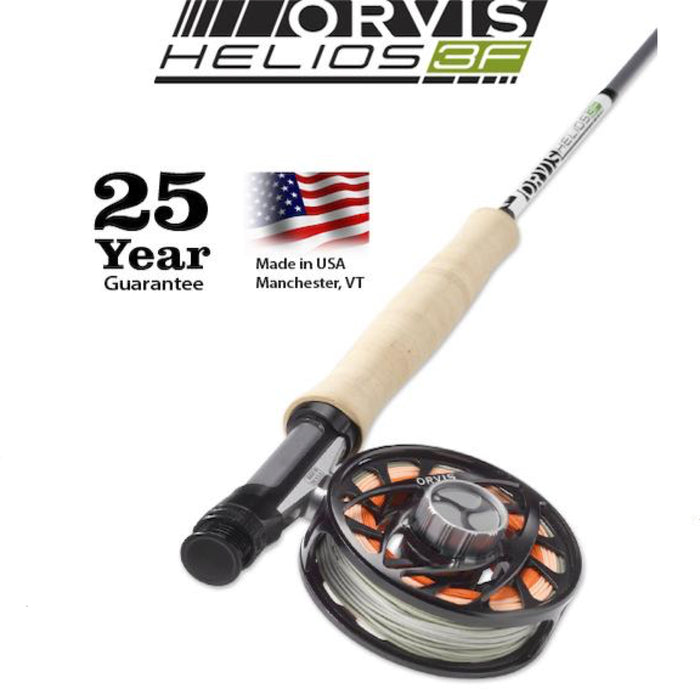 Orvis Helios 3F Fly Fishing Rod