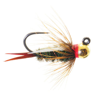 Jigged Prince Nymph - Mossy Creek Fly Fishing