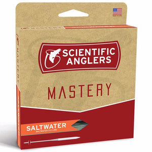 SA Mastery Saltwater Fly Line - Mossy Creek Fly Fishing