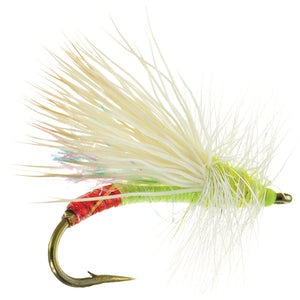 Mini Hot Garcia Yellow - Mossy Creek Fly Fishing