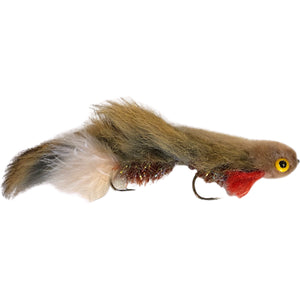 Galloup's Articulated Monkey Brown - Mossy Creek Fly Fishing