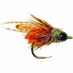 Nitro Caddis Tan - Mossy Creek Fly Fishing