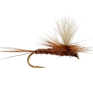 Parachute Pheasant Tail - Mossy Creek Fly Fishing